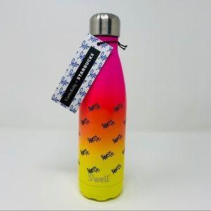 Swell Starbucks Curtis Kulig Love Art 17oz Bottle